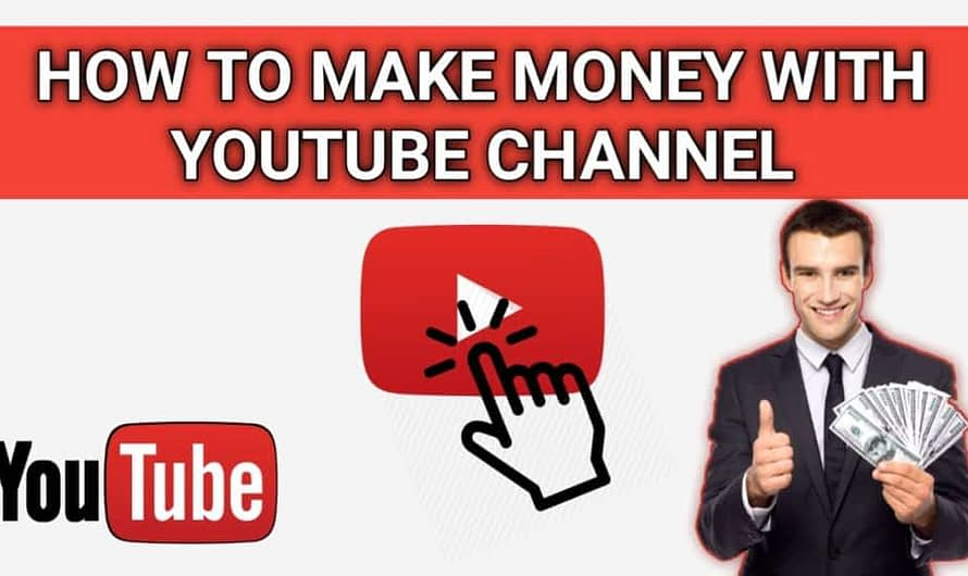 HOW TO MAKE MONEY BY YOUTUBE?