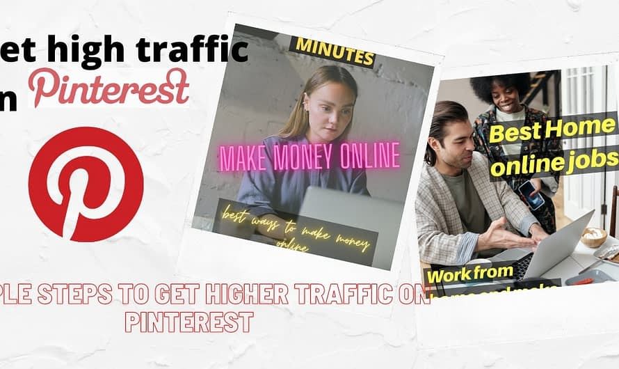 Pinterest App: Get High Traffic on Pinterest App